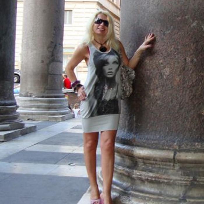 Cherche femme blonde